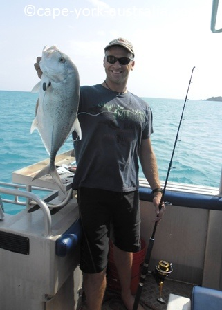 fishing cape york