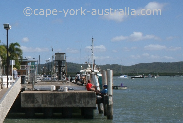 fishing cooktown