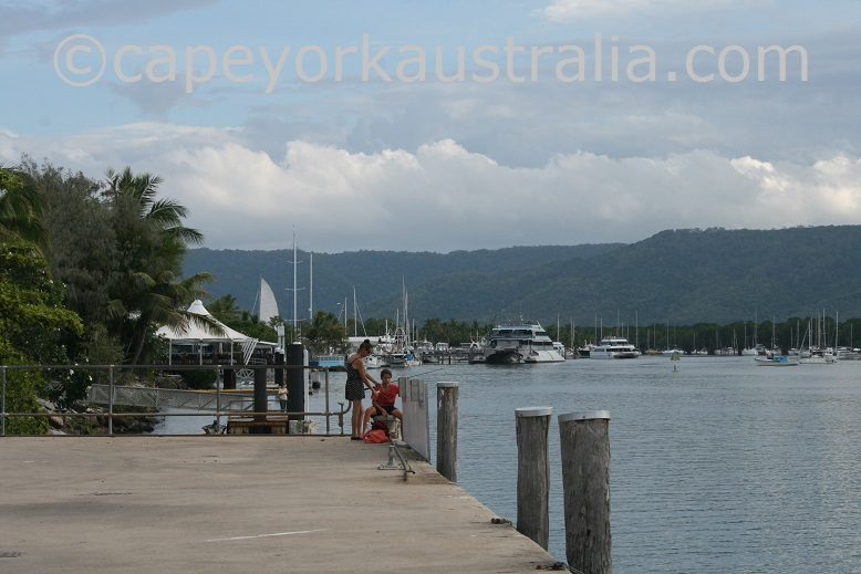 fishing port douglas