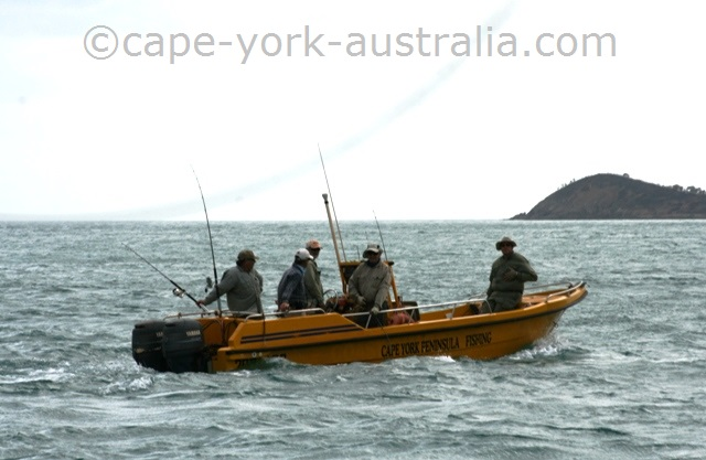 fishing torres strait