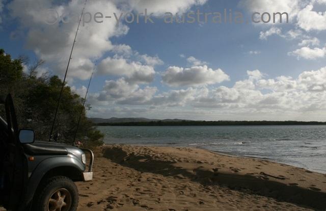 fishing walker bay