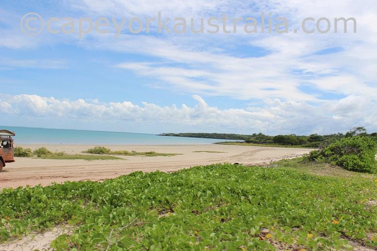 five beaches first beach view