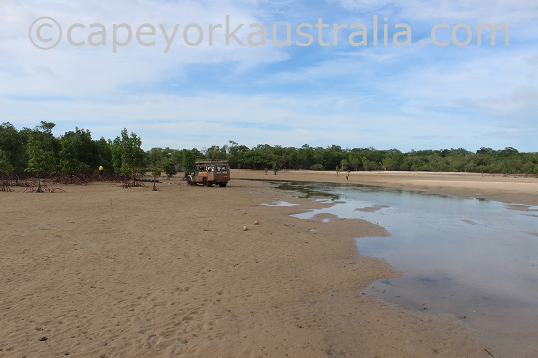 five beaches jackey creek