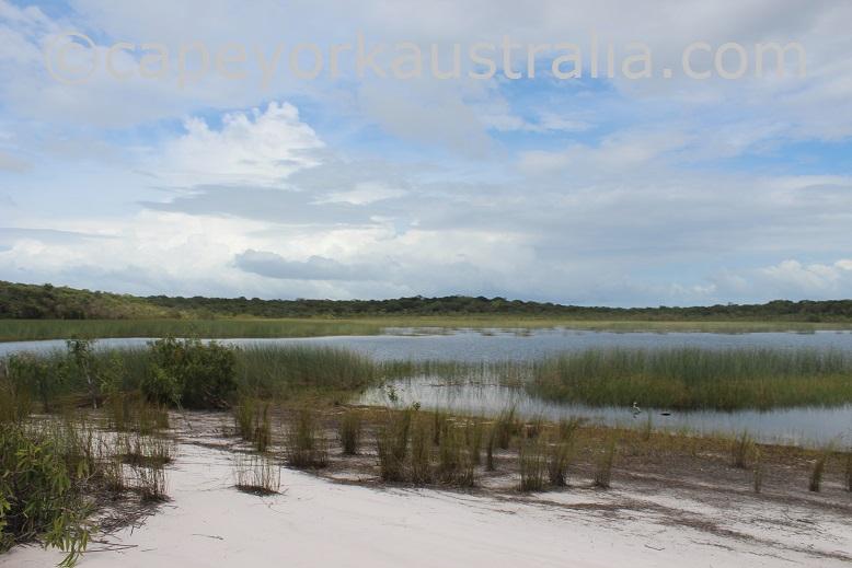 five beaches lake bronto