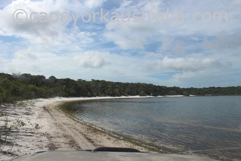five beaches lake wieheura