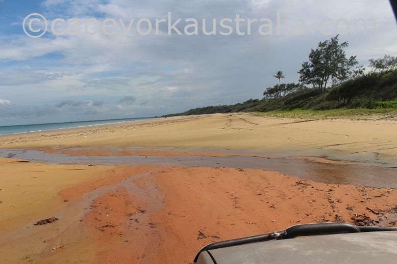 five beaches narau drive start