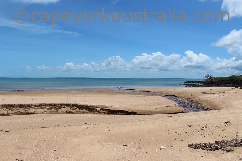 five beaches saldangoo creek