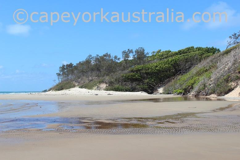 five beaches track chandagoo point