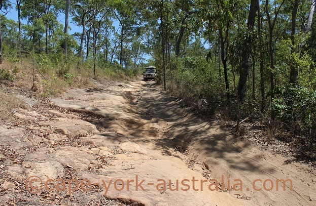 frenchmans road condition