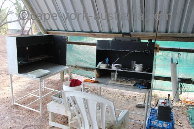friday island pearl workshop