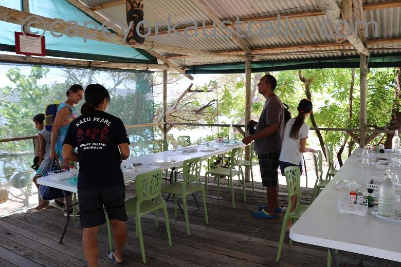 friday island restaurant