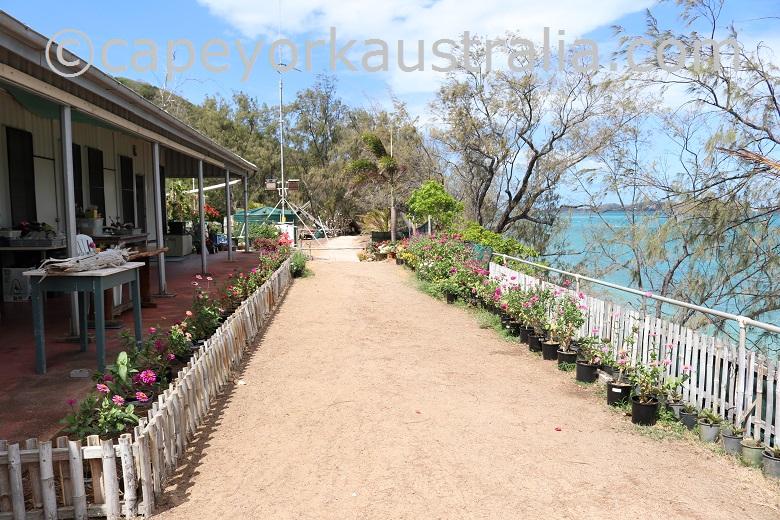 friday island walk