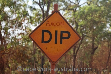 funny dip sign