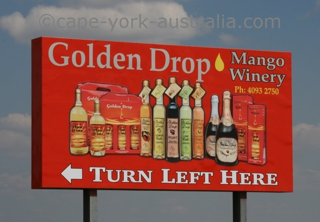 golden drop mango winery