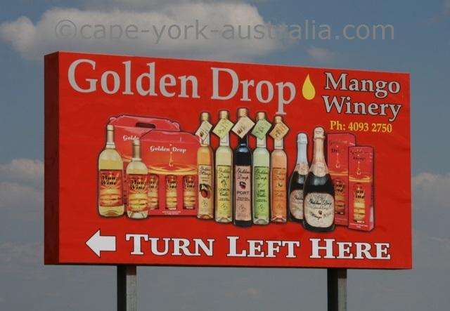 golden drop mango winery
