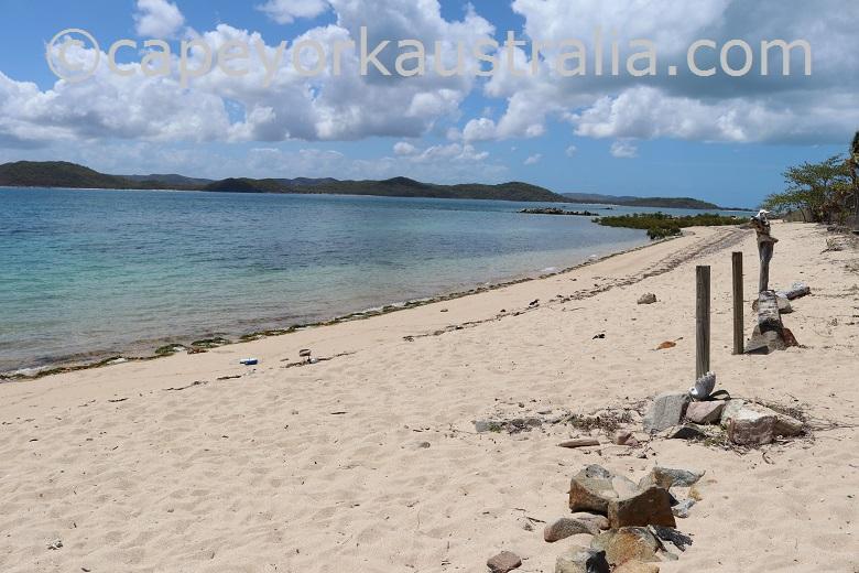 goods island beach