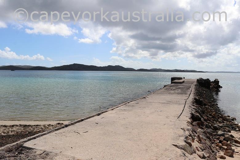 goods island pier