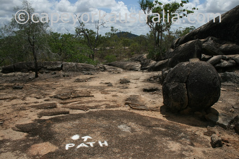 granite gorge walk