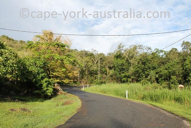 grassy hill walk beginning