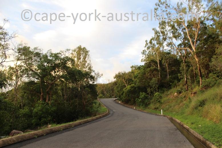 grassy hill walk