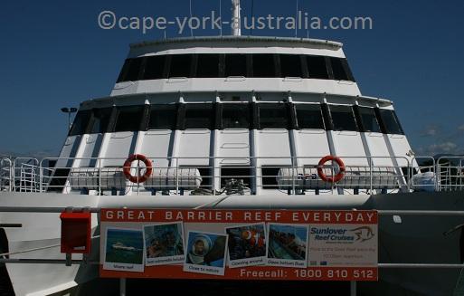 great barrier reef trips