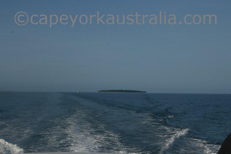 green island australia