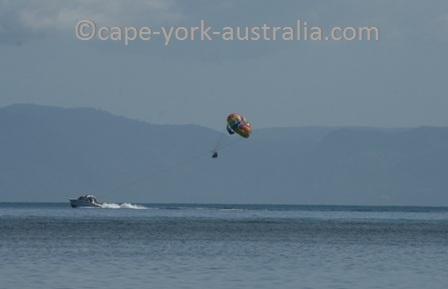 green island parasailing