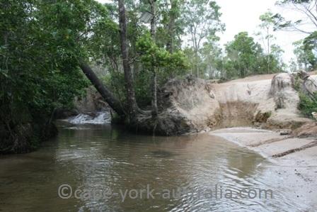 gunshot creek