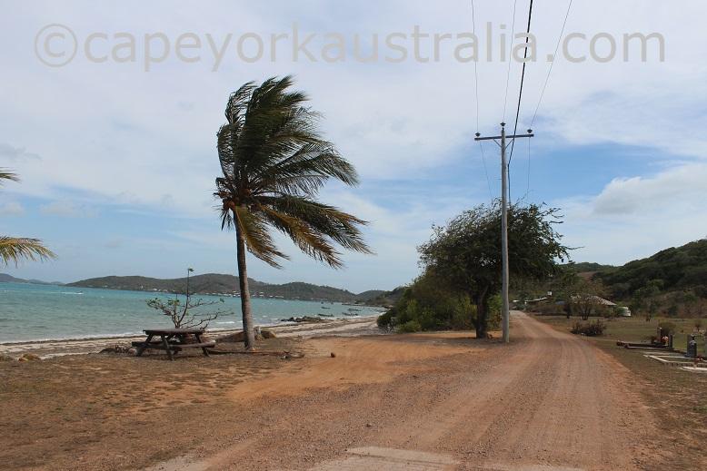 hammond island beach walk