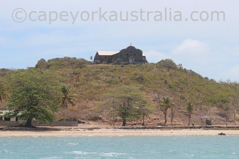 hammond island church