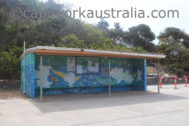 hammond island jetty shelter
