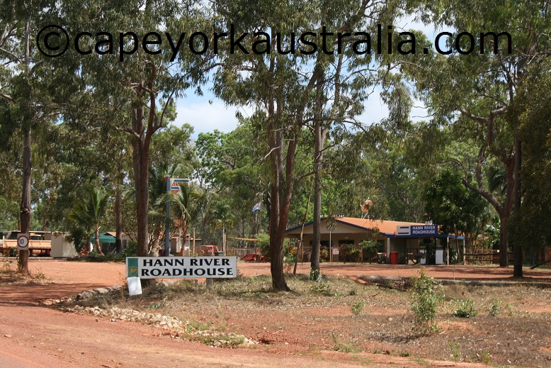 hann river roadhouse cape york