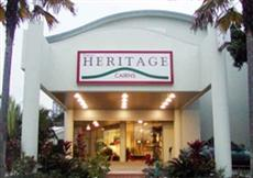 heritage motel cairns