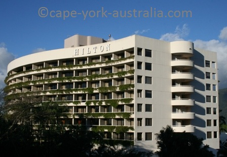 hilton hotel cairns