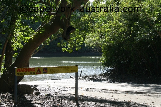 holloways beach boat ramp