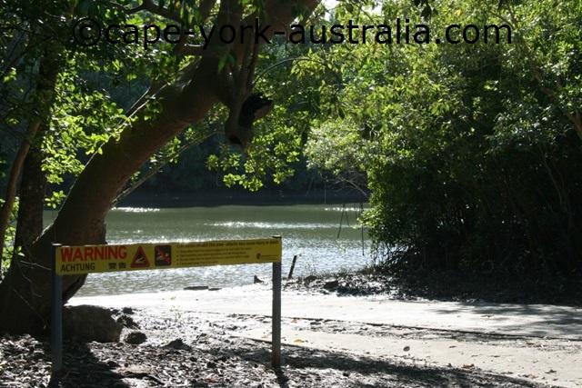 holloways beach boat ramp