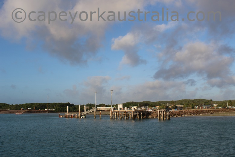 horn island jetty