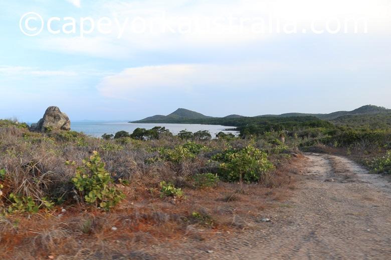 horn island king point