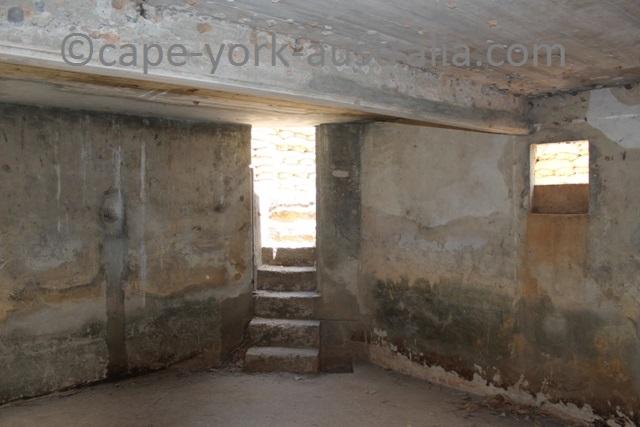 horn island war bunker