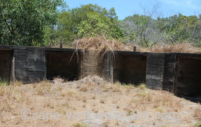 horn island wwii relics