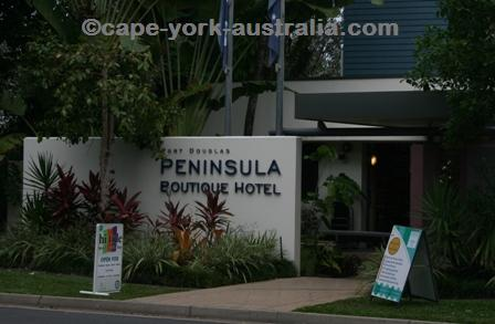 hotels in port douglas