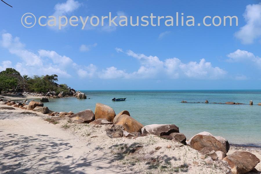 iama island beach