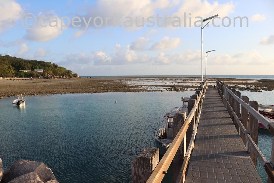 iama island pier