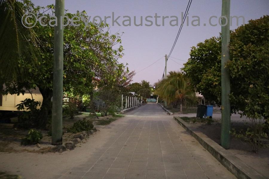 iama island street