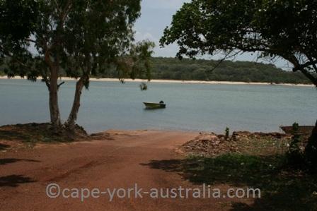 injinoo boat ramp