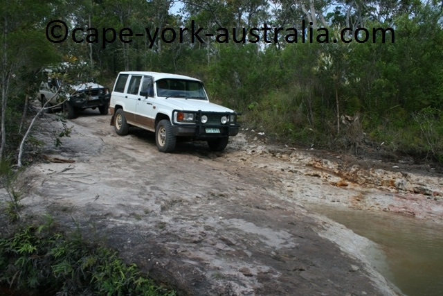 jackaroo in cape york
