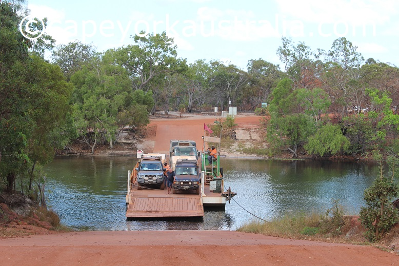 jardine ferry crossing south