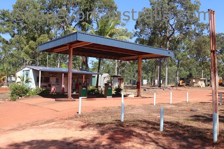 jardine ferry fuel station