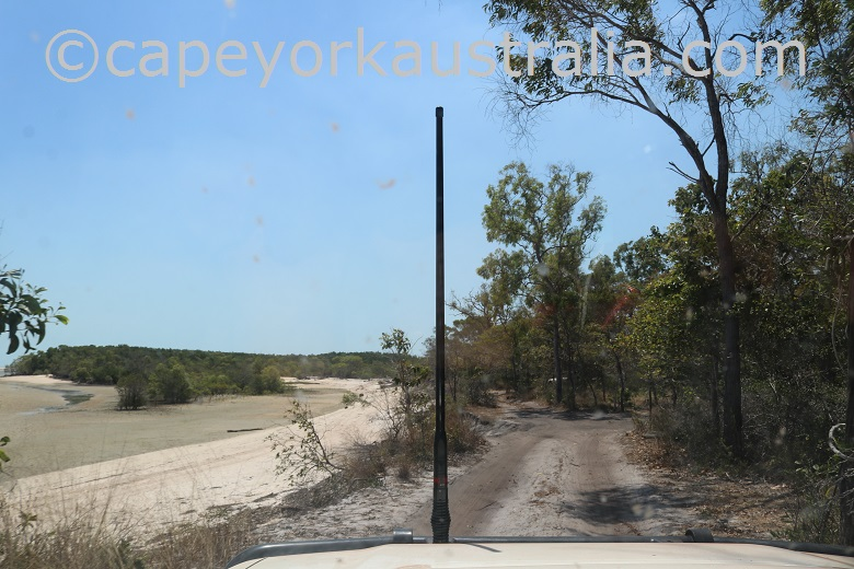 jardine mouth track continues