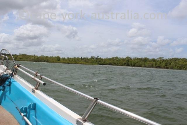 jardine river boat